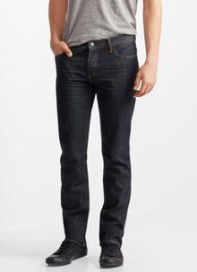 Slim Straight Dark Wash Jean