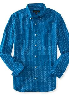Long Sleeve Marina Woven Shirt