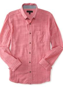 Long Sleeve Lightweight Woven Shirt
