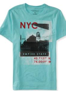 NYC Empire Graphic T